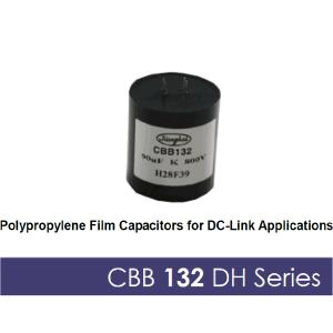 CBB-132-DH condensatore a film
