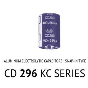 CD 296 KC