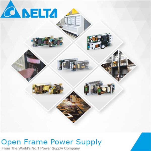 Soluzioni Power Supply Open frame
