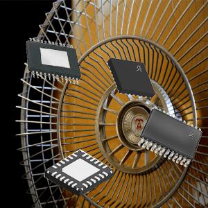 BLDC controller & driver ICs