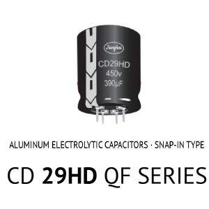 CD 29 HD QF