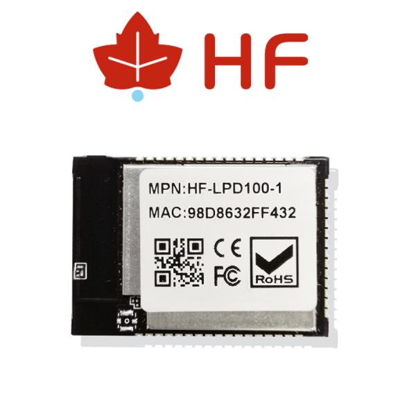 HF-LPD100 Modulo WiFi Dual Band 2.4GHz/5GHz