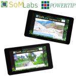 Displat TFT-LCD Touch SL-TFT7-TP-800-480