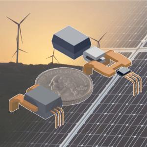 Sensori di corrente ICs 0 - 50A