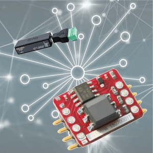 RS232/RS485 TRANCEIVER MODULES