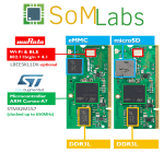 VisionSOM-STM32MP1