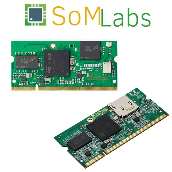 SoM double core CORTEX-A7 o CORTEX-M4