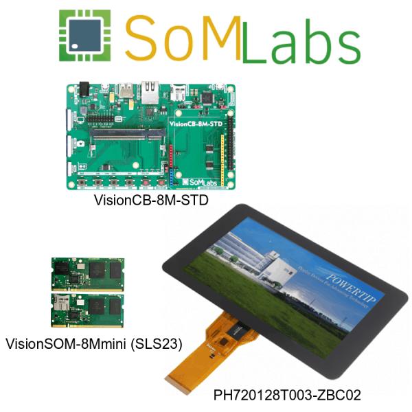 Development Kit SoM: Vision STK (System on Module)