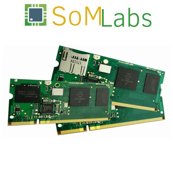 VSystem On Module (SOM), modulo SOMVisionSOM-8Mmini