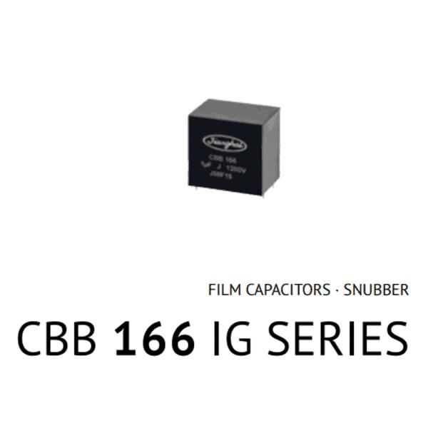 Snubber film Capacitor