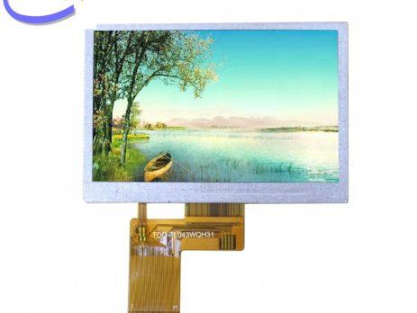 """DISPLAY TFT LCD 4.3"""""""