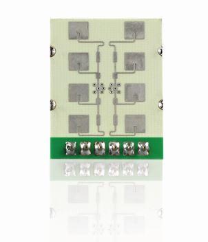 Sensore RADAR rilevamento velocita, direzione, distanza