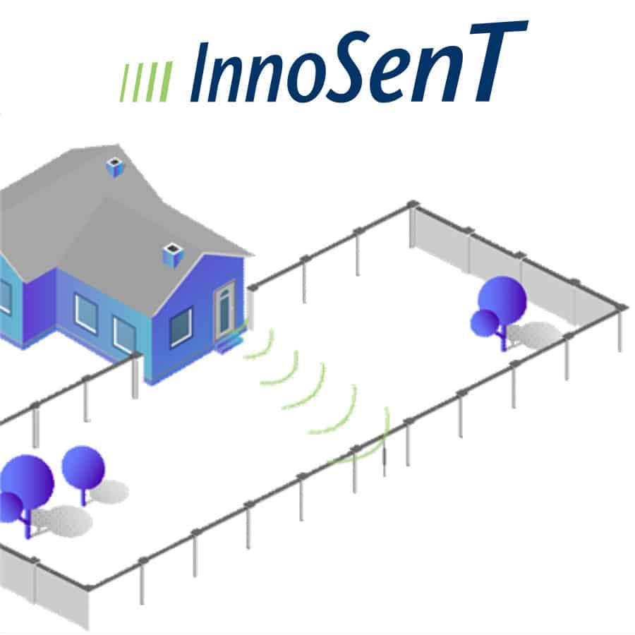 Sensore sicurezza perimetrale