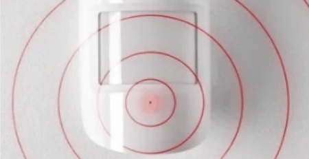 Sensore Antintrusione RADAR