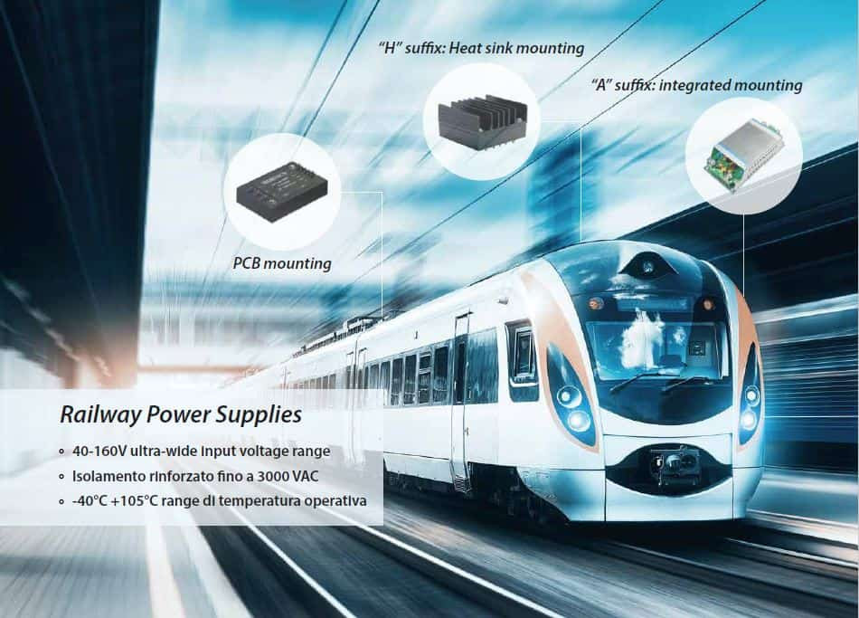 Railway Power supply