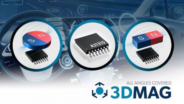 ICs A31315 sensor Allegro microsystems