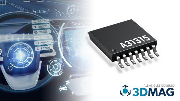 Hall Sensor ICs