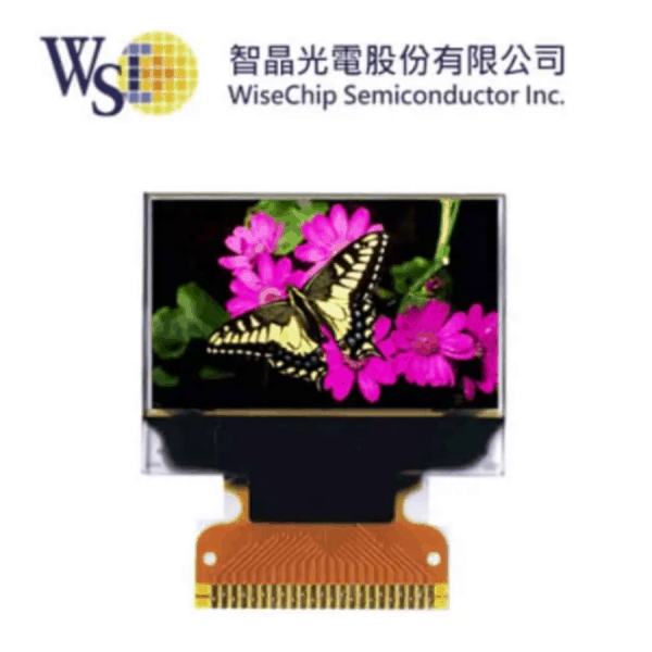 Full Color OLED Display